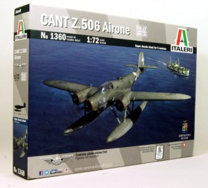 1:72 Cant Z.506 AIRONE - Italeri 1360