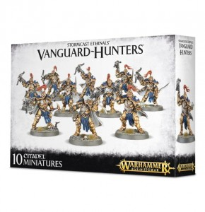 Warhammer AGE OF SIGMAR - Vanguard-Hunters
