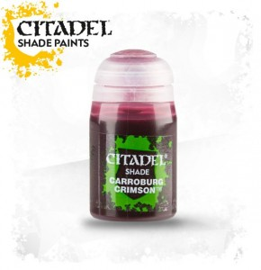 Citadel Shade - Carroburg Crimson 24 ml - 2413