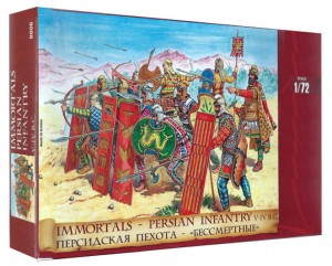 X 8006 Immortals - Persian Infantry V-IV w.p.n.e.