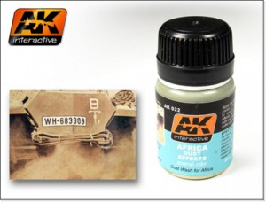 AK-interactive  022 Wash - Africa - Dust Effect