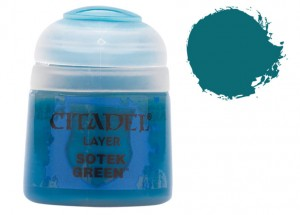 Citadel Layer - Sotek Green 12 ml - 2219