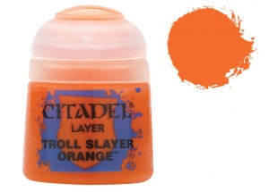 Citadel Layer - Troll Slayer Orange12 ml - 2203