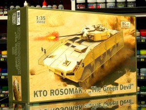 1:35 IBG 35032 KTO ROSOMAK The Green Devil