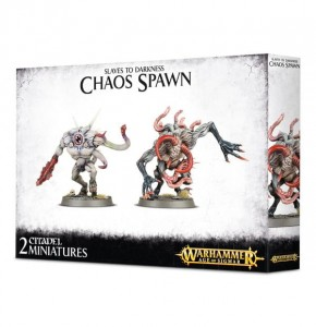 Warhammer AGE OF SIGMAR - Chaos - Slaves to Darkness - Chaos Spawn