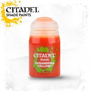 Citadel Shade - Casandora Yellow 24 ml - 2418