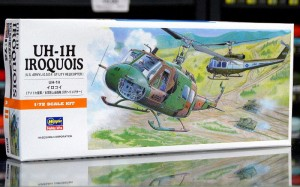 1:72 BELL UH-1 H IROQUOIS - Hasegawa 00141