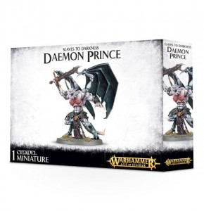 .Warhammer AGE OF SIGMAR - Deamon Prince 8323