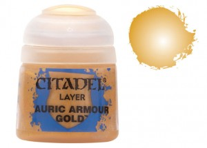 Citadel Layer - Auric Armour Gold 12 ml - 2262