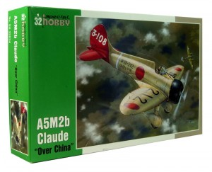 1:32 Mitsubishi A5M2b Claude - SPECIAL HOBBY 32034