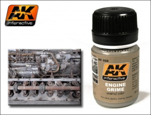 AK-interactive  082 Engine Grime