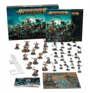 _Warhammer AGE OF SIGMAR - Zestaw Startowy - Tempest of Souls ENG 801960