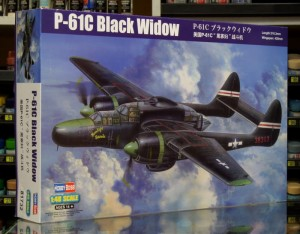 1:48 NORTHOP P-61 C BLACK WIDOW - Hobby Boss 81732