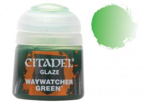 Citadel Glaze - Waywather Green 12 ml - 2504