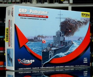 1:350 ORP PODCHALANIN - Mirage 350506