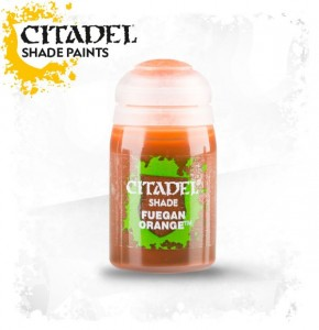 Citadel Shade - Fuegan Orange 24 ml - 2420