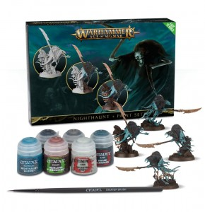 _Warhammer AGE OF SIGMAR - AoS Nighthaunt + Paint Set PL 600917