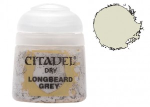 Citadel Dry - Longbeard Grey 12 ml - 2312