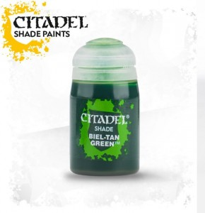 Citadel Shade - Biel-Tan Green 24 ml - 2419