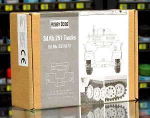 1:35 Hobby Boss 81005 Sd.Kfz.251 tracks