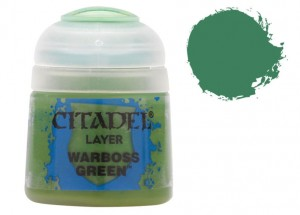Citadel Layer - Warboss Green 12 ml - 2225