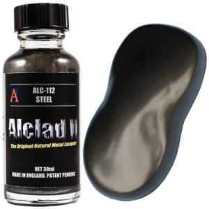 Alclad II ALC112 Steel Lacquer