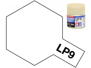 Tamiya LP- 9 Gloss Clear 10 ml - 82109