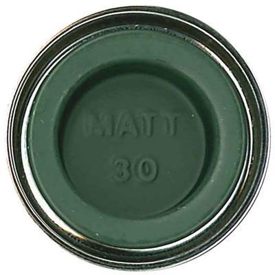 Humbrol farba olejna 30 MATT DARK GREEN