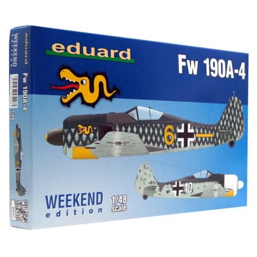Eduard Edua84121 Fw 190a-4 1//48