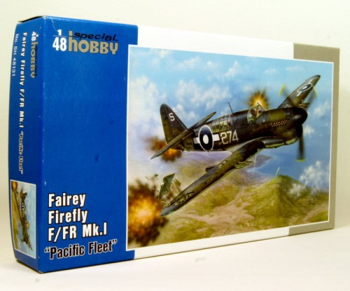 "Special Hobby 100-SH48131-1:48 Fairey Firefly Mk.I /""Pacific Fleet/"""