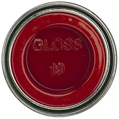 Humbrol farba olejna 19 GLOSS BRIGHT RED